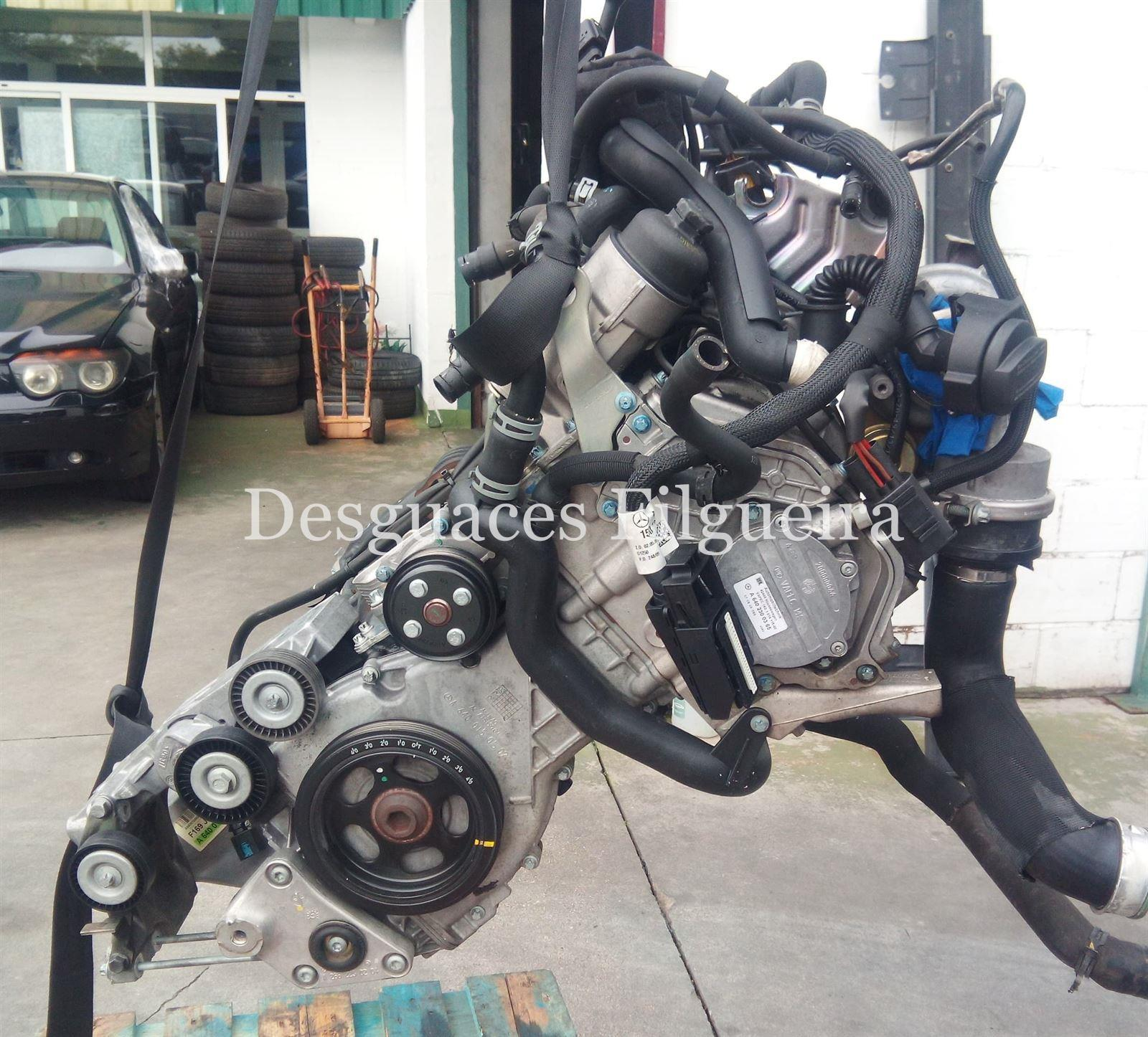 Motor completo Mercedes Clase A 180CDI 640.940 - Imagen 2