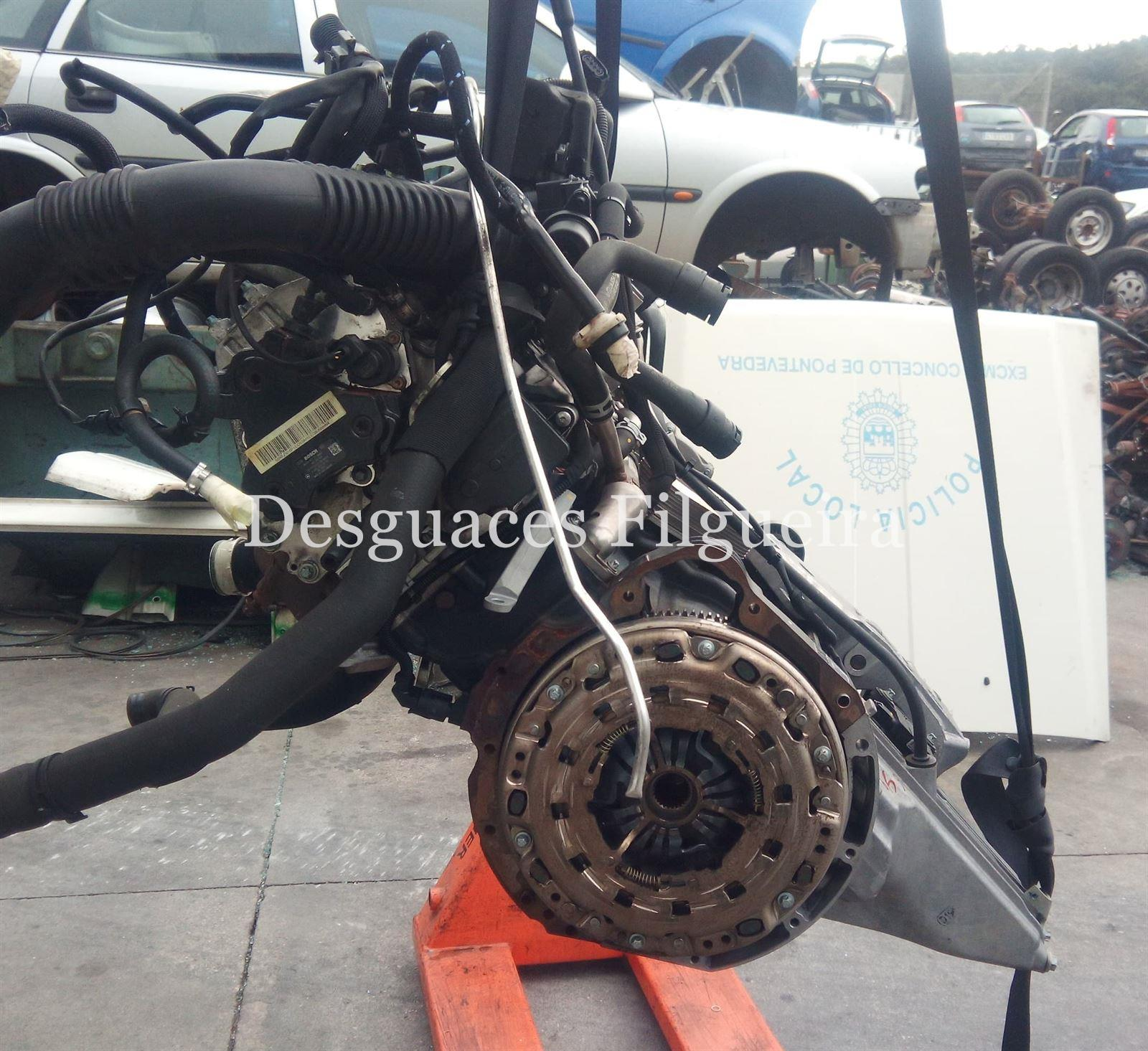 Motor completo Mercedes Clase A 180CDI 640.940 - Imagen 4